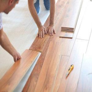 timber flooring installation